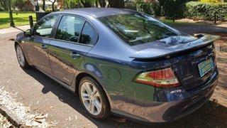 2008 Ford Falcon XR6 Sedan.
