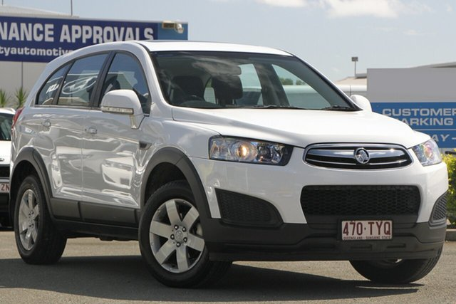 Used Holden Captiva 7 LS, Toowong, 2014 Holden Captiva 7 LS Wagon