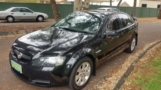 2006 Holden Commodore Omega Sedan.