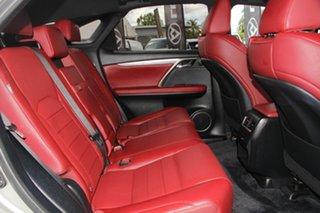 2016 Lexus RX RX450h F Sport Wagon.