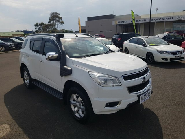 Used Holden Colorado 7, Warrnambool East, 2015 Holden Colorado 7 Wagon