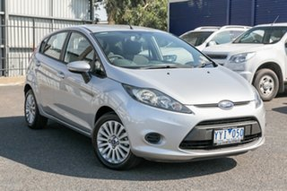 Used Ford Fiesta LX, Oakleigh, 2012 Ford Fiesta LX WT Hatchback