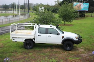 2010 Ford Ranger XL Crew Cab Cab Chassis.