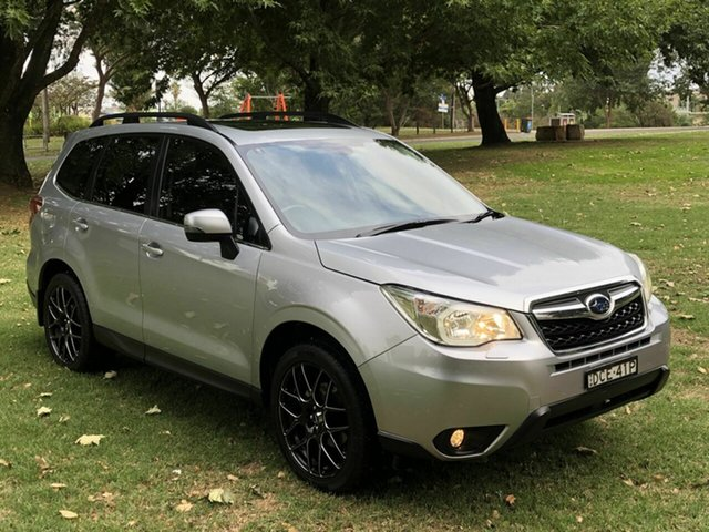 Used Subaru Forester 2.5i-S CVT AWD, Queanbeyan, 2015 Subaru Forester 2.5i-S CVT AWD Wagon