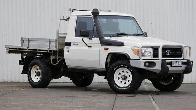 Used Toyota Landcruiser Workmate (4x4), Sebastopol, 2014 Toyota Landcruiser Workmate (4x4) Cab Chassis