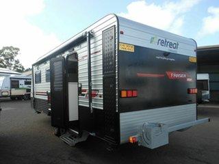 2017 Retreat Fraser 210R Caravan.