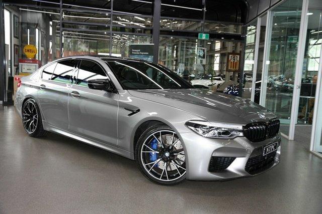Used BMW M5 Competition M Steptronic M xDrive, North Melbourne, 2019 BMW M5 Competition M Steptronic M xDrive Sedan