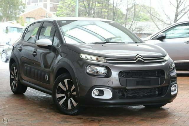 Discounted Used Citroen C3 Shine, Artarmon, 2018 Citroen C3 Shine Hatchback