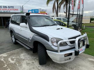 2006 Hyundai Terracan Wagon.
