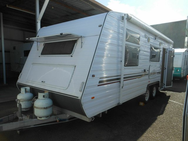 Discounted Used Windsor Genesis 638S, Pialba, 2008 Windsor Genesis 638S Caravan