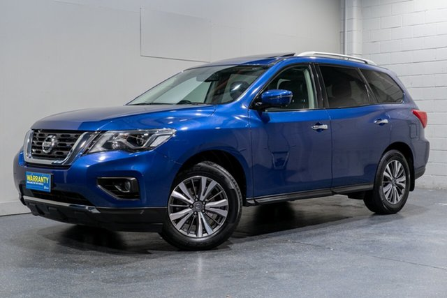 Used Nissan Pathfinder ST-L (4x4), Slacks Creek, 2018 Nissan Pathfinder ST-L (4x4) Wagon