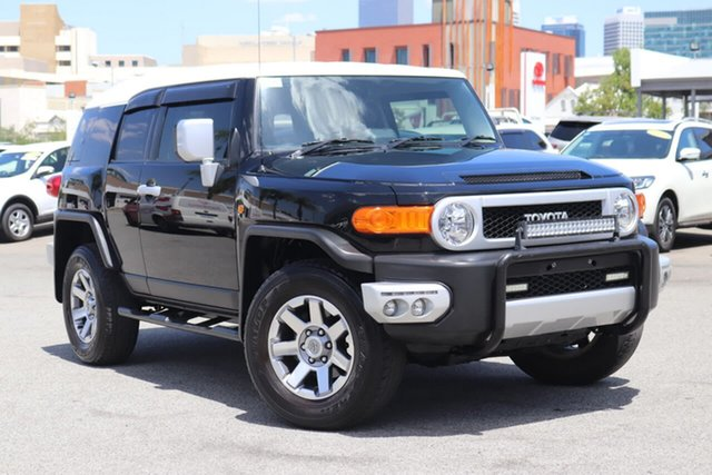 Used Toyota FJ Cruiser, Northbridge, 2015 Toyota FJ Cruiser Wagon