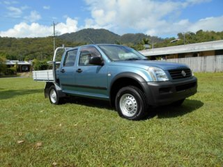 2006 Holden Rodeo LX Crew Cab Pickup.