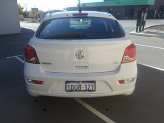 2012 Holden Cruze Turbo Diesel Hatchback.