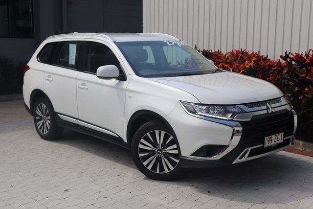 Used Mitsubishi Outlander ES AWD, Cairns, 2019 Mitsubishi Outlander ES AWD Wagon