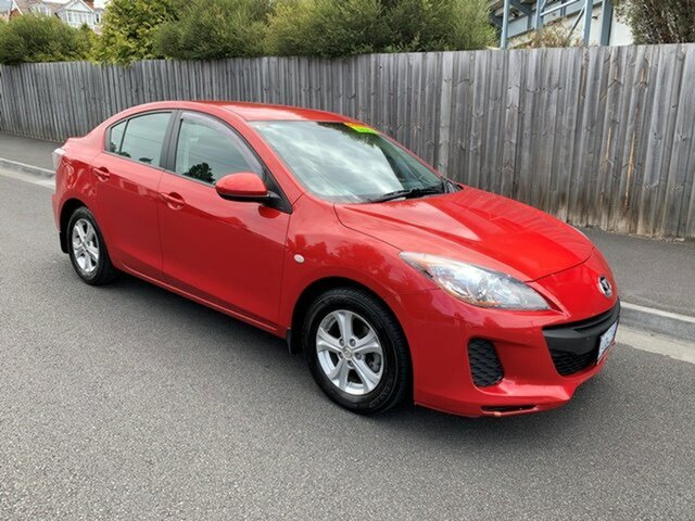Used Mazda 3 Neo, North Hobart, 2012 Mazda 3 Neo Sedan