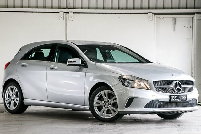 Used Mercedes-Benz A-Class A180 D-CT, Laverton North, 2016 Mercedes-Benz A-Class A180 D-CT Hatchback