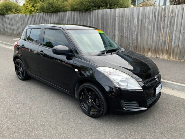 Used Suzuki Swift GA, North Hobart, 2013 Suzuki Swift GA Hatchback