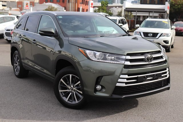 Used Toyota Kluger GXL AWD, Northbridge, 2019 Toyota Kluger GXL AWD Wagon