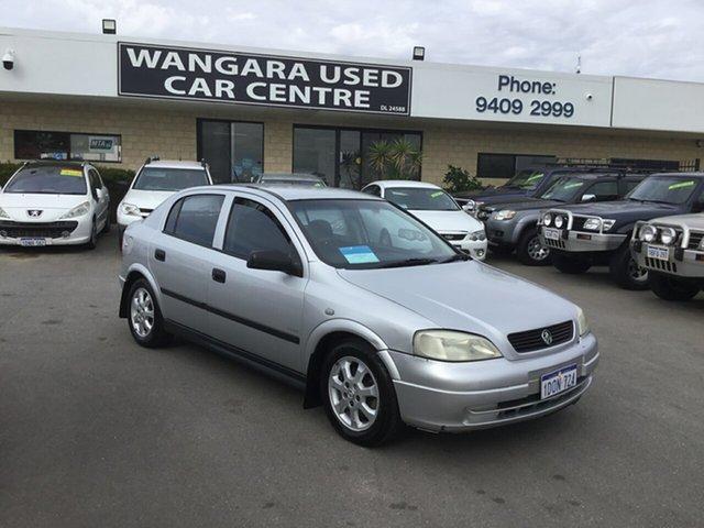 Used Holden Astra Classic Equipe, Wangara, 2005 Holden Astra Classic Equipe Hatchback
