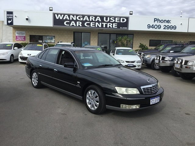 Used Holden Statesman V6, Wangara, 2004 Holden Statesman V6 Sedan