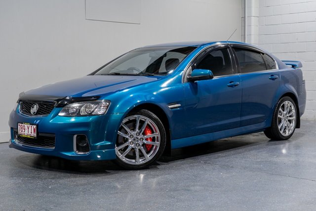Used Holden Commodore SS-V Redline Edition, Slacks Creek, 2012 Holden Commodore SS-V Redline Edition Sedan