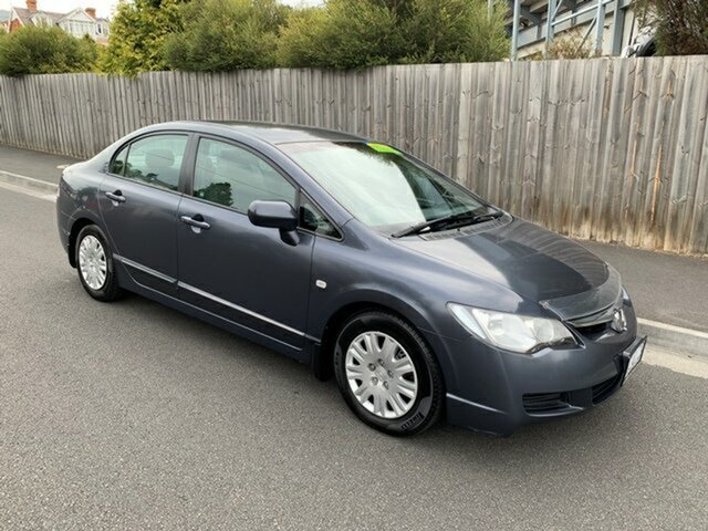 Used Honda Civic VTi, North Hobart, 2008 Honda Civic VTi Sedan