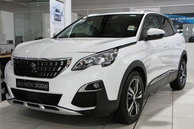 New Peugeot 3008 Allure SUV, Bowen Hills, 2019 Peugeot 3008 Allure SUV Hatchback