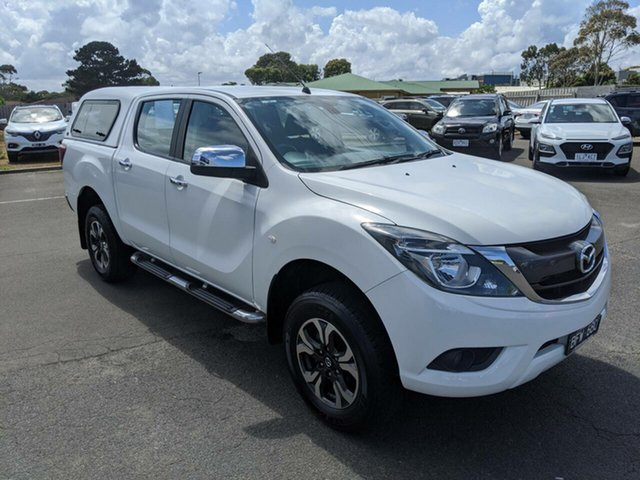 Used Mazda BT-50, Warrnambool East, 2016 Mazda BT-50 Utility