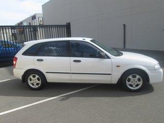 2001 Mazda 323 Astina Hatchback.