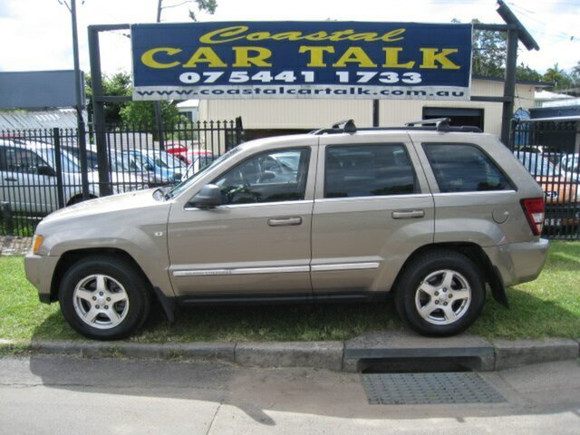 Used Jeep Grand Cherokee Limited (4x4), Nambour, 2006 Jeep Grand Cherokee Limited (4x4) Wagon