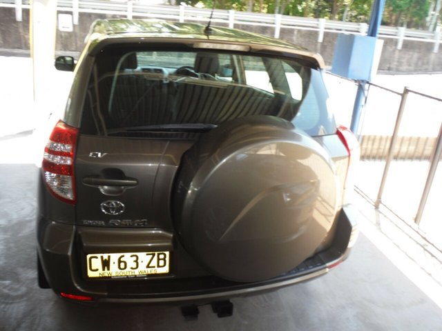 Used Toyota RAV4 CV (2WD), East Lismore, 2011 Toyota RAV4 CV (2WD) ACA38R Wagon