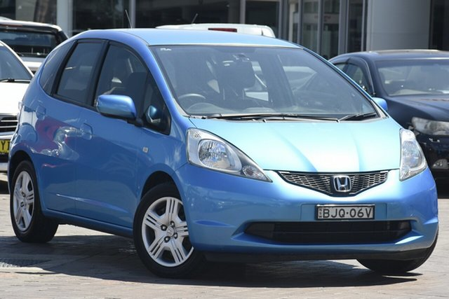 Discounted Used Honda Jazz VTi, Warwick Farm, 2009 Honda Jazz VTi Hatchback