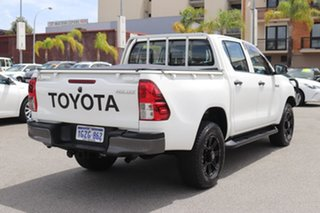 2015 Toyota Hilux Workmate Double Cab Utility.