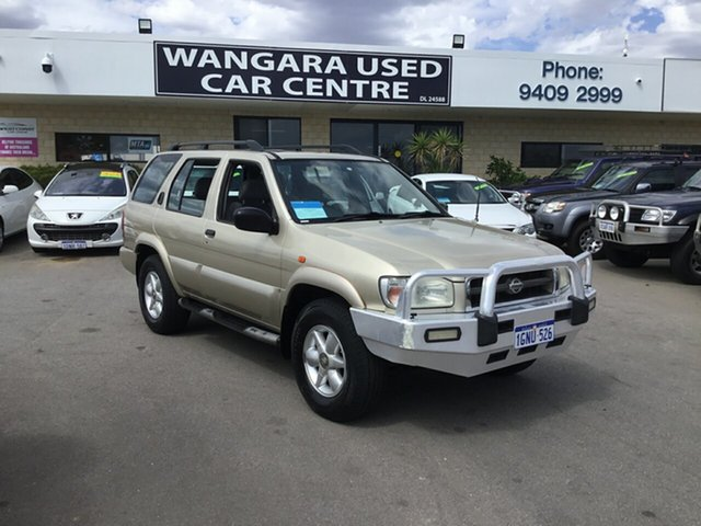 Used Nissan Pathfinder TI (4x4), Wangara, 2001 Nissan Pathfinder TI (4x4) Wagon