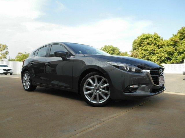 Used Mazda 3 SP25, Mount Isa, 2016 Mazda 3 SP25 BN Hatchback