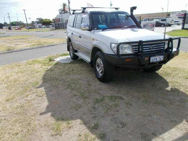 Discounted Used Toyota Landcruiser Prado TX, Maddington, 2000 Toyota Landcruiser Prado TX Wagon