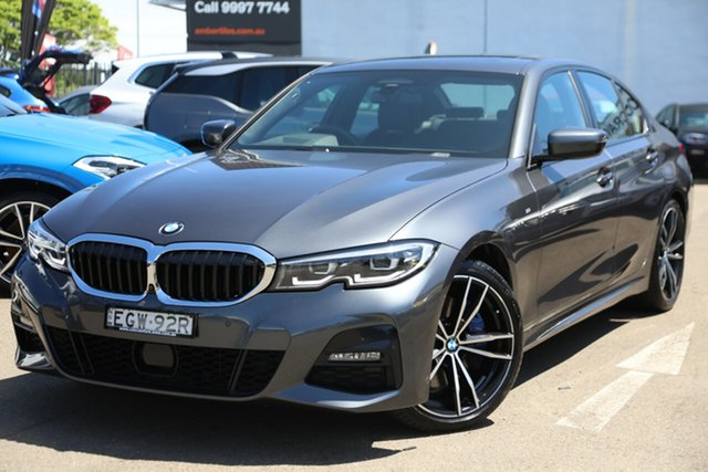 Used BMW 330i M Sport, Brookvale, 2019 BMW 330i M Sport Sedan
