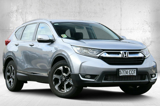 Demonstrator, Demo, Near New Honda CR-V VTi-S FWD, Modbury, 2019 Honda CR-V VTi-S FWD Wagon