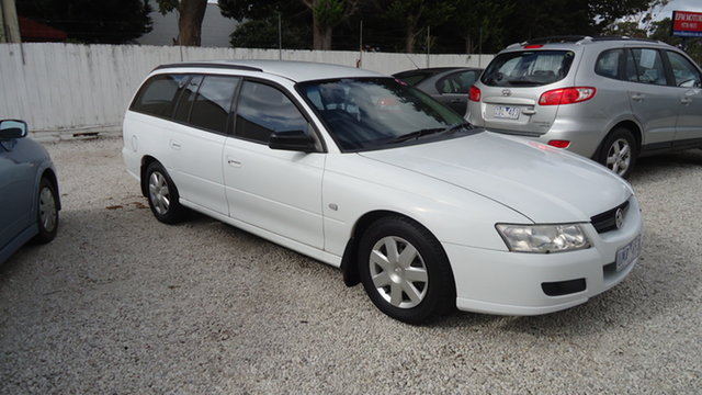 Used Holden Commodore Executive, Seaford, 2006 Holden Commodore Executive Wagon