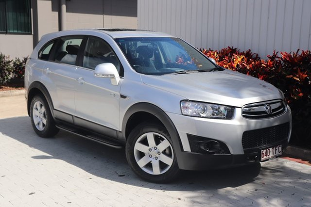Used Holden Captiva 7 SX, Cairns, 2013 Holden Captiva 7 SX Wagon