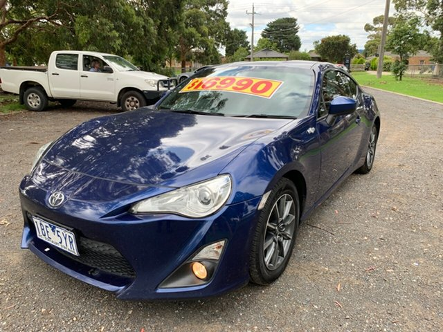 Used Toyota 86 GT, Cranbourne, 2013 Toyota 86 GT Coupe