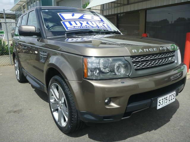Used Land Rover Range Rover Sport Super Charged, Edwardstown, 2010 Land Rover Range Rover Sport Super Charged Wagon