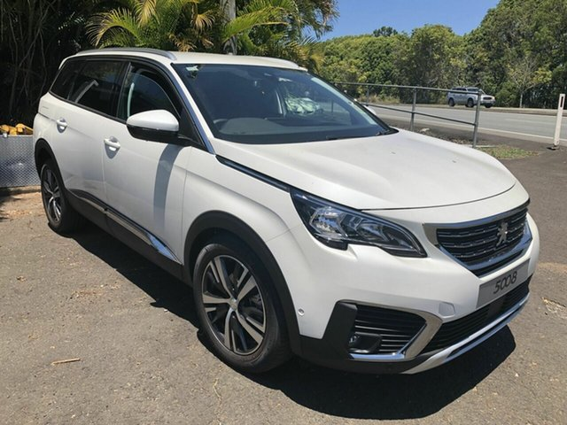 Discounted New Peugeot 5008 Allure, Nambour, 2019 Peugeot 5008 Allure P87 MY19 Wagon