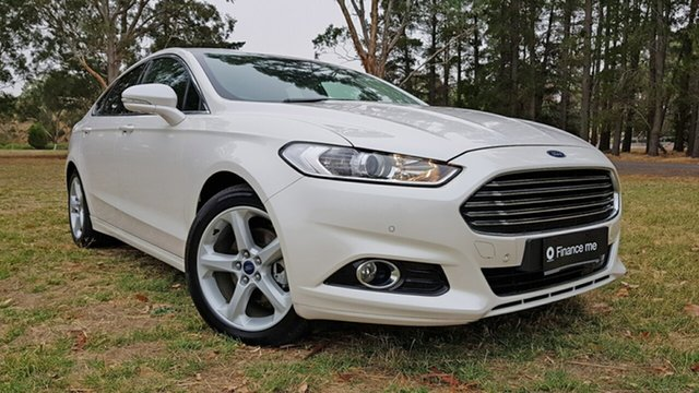 Used Ford Mondeo Trend PwrShift, Tanunda, 2018 Ford Mondeo Trend PwrShift Hatchback