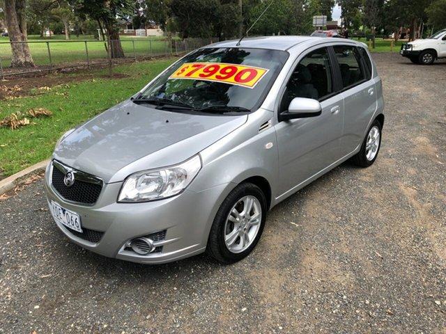 Used Holden Barina, Cranbourne, 2011 Holden Barina Hatchback
