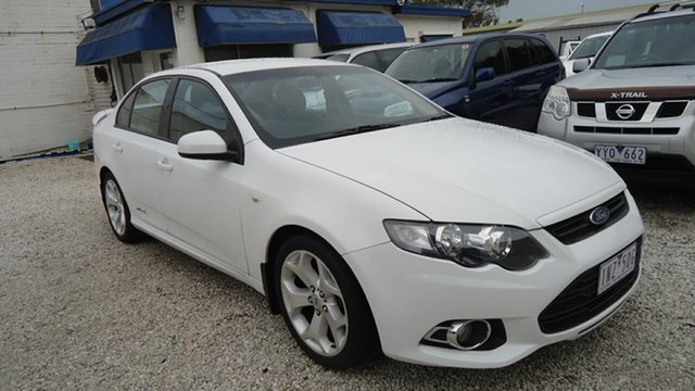 Used Ford Falcon XR6, Seaford, 2012 Ford Falcon XR6 Sedan