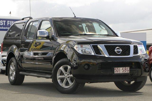 Used Nissan Navara ST-X, Toowong, 2011 Nissan Navara ST-X Utility