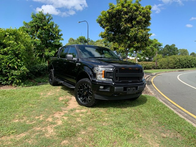 Used Ford F150 Tickford, North Lakes, 2019 Ford F150 Tickford Crewcab