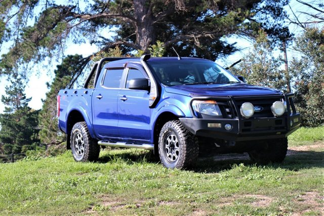 Used Ford Ranger XL Double Cab, Officer, 2013 Ford Ranger XL Double Cab Utility